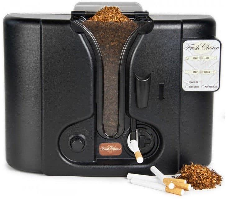 machine a cigarettes electrique automatique