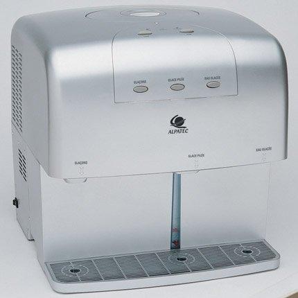 machine à glaçon et glace pilée