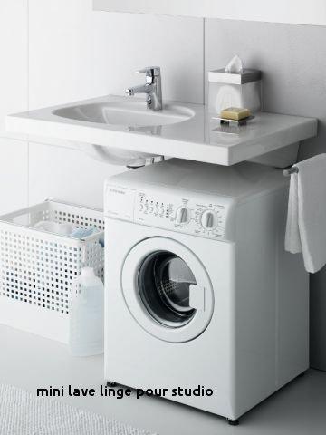 machine à laver pour studio