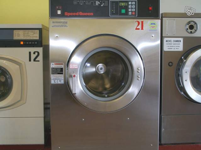 machine a laver professionnel occasion