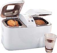 machine à pain double cuve