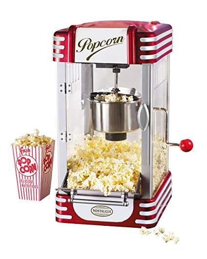machine a pop corn retro