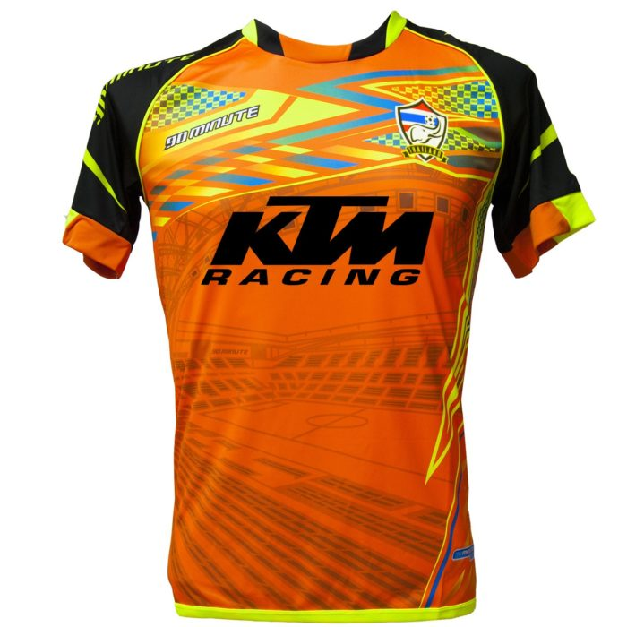 maillot thailande orange