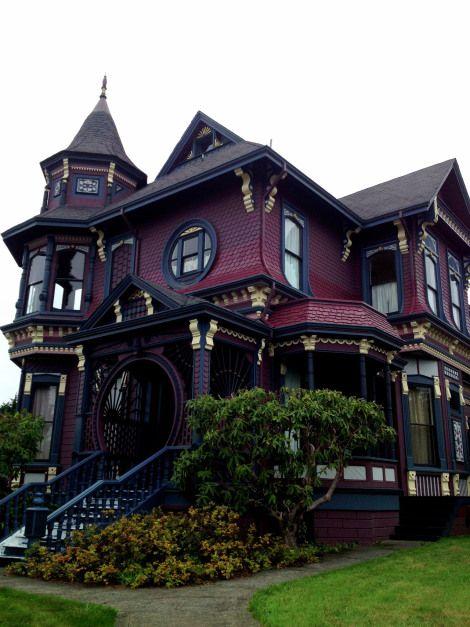 maison steampunk