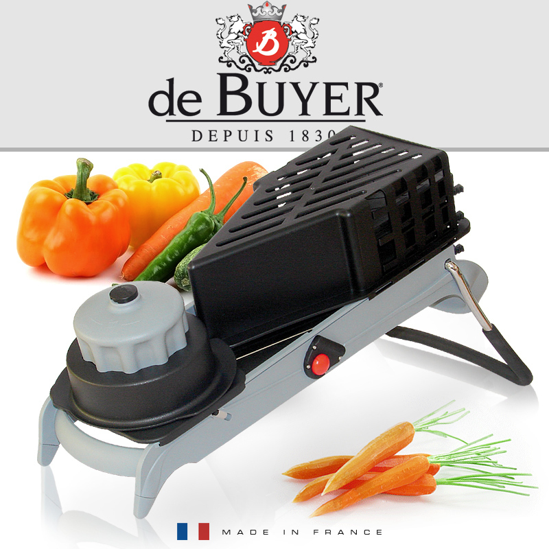 mandoline viper de buyer