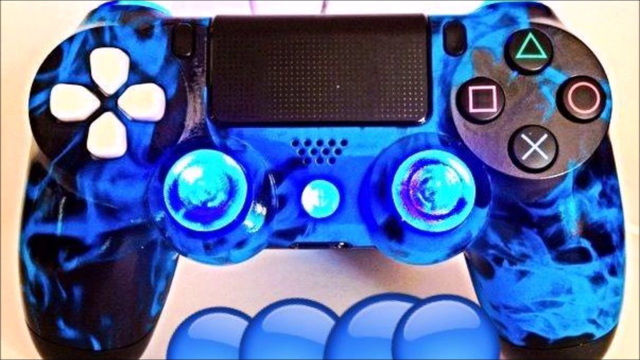 manette ps4 custom