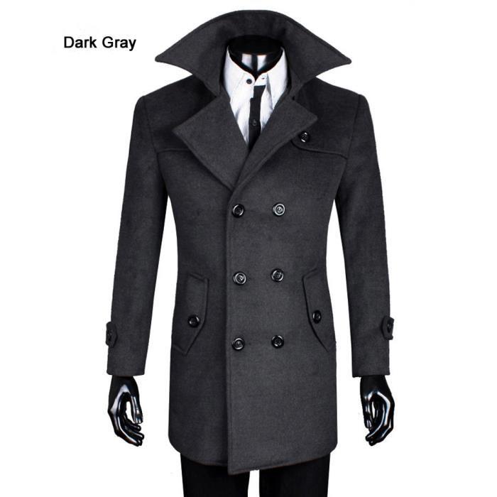 manteau homme promo