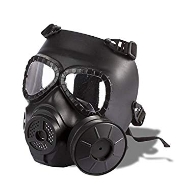 masque a gaz paintball