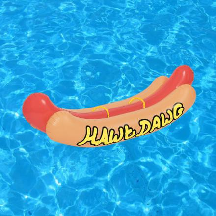matelas gonflable piscine original
