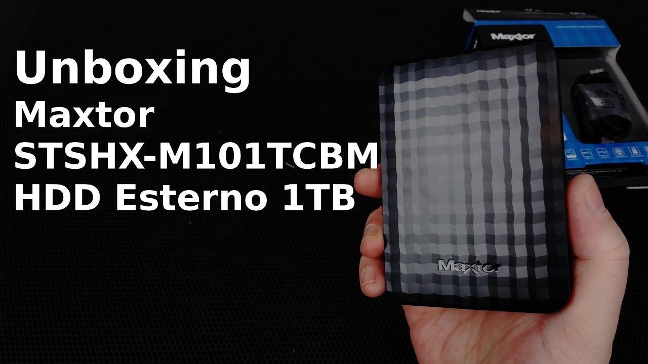 maxtor stshx m101tcbm
