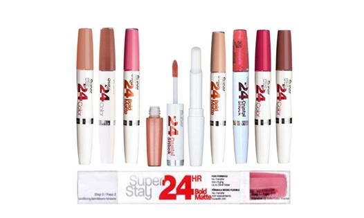 maybelline rouge à lèvres superstay 24 color