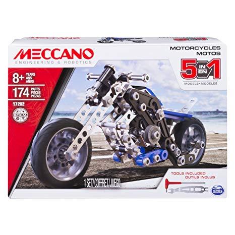 meccano moto