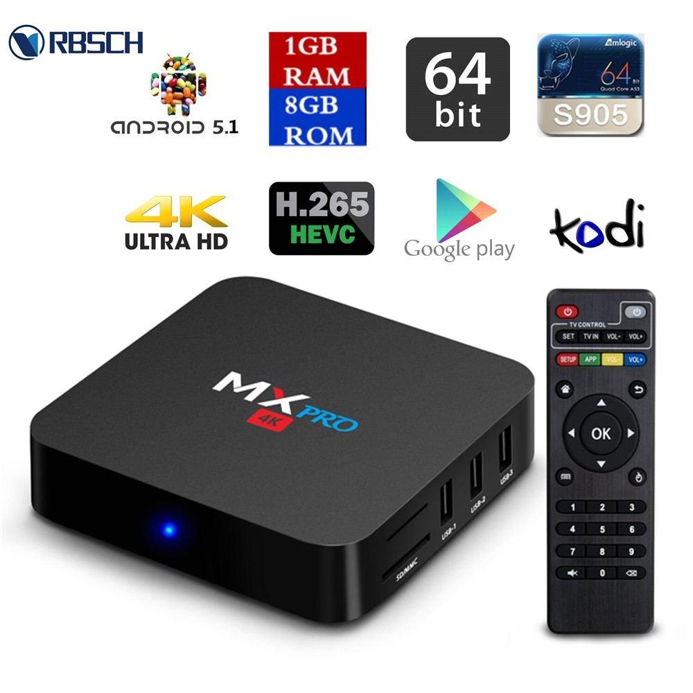 meilleur android box