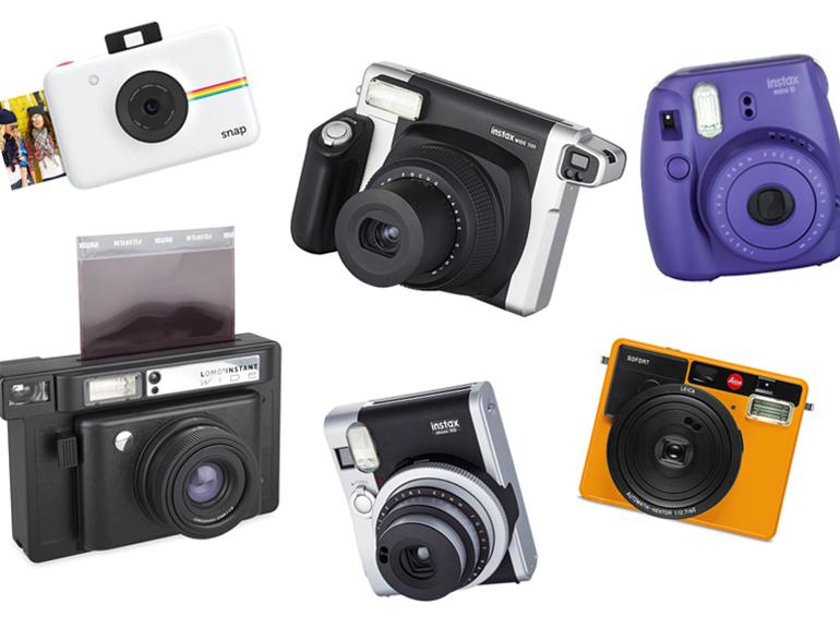 meilleur appareil polaroid