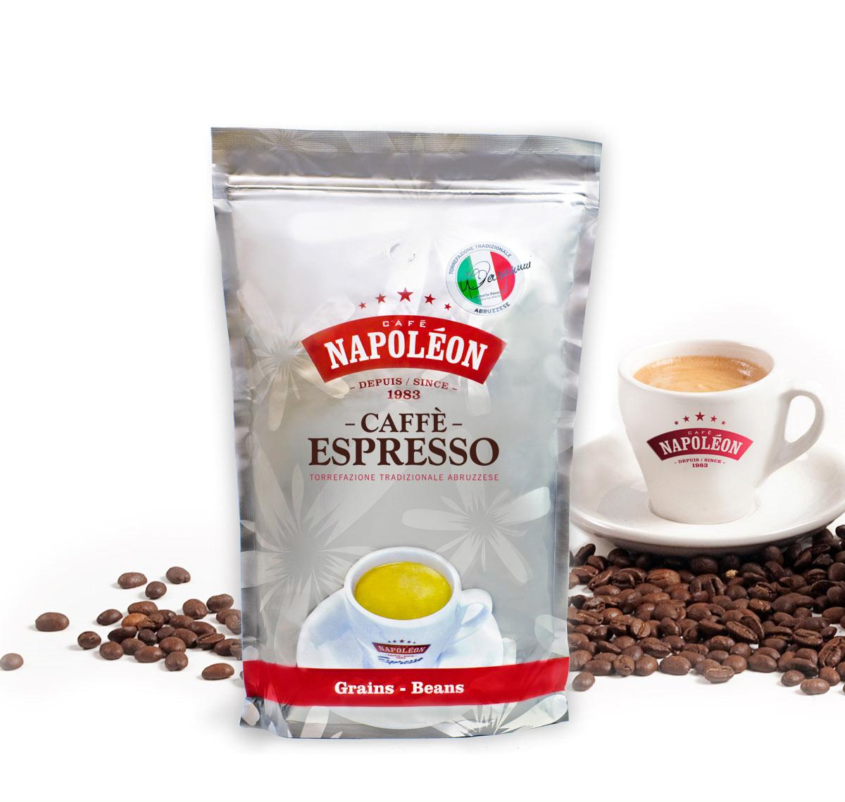 meilleur café grain