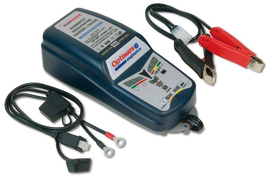meilleur chargeur batterie auto