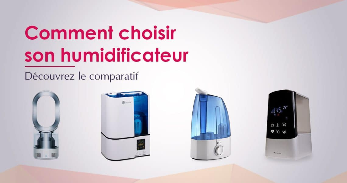 meilleur humidificateur d air