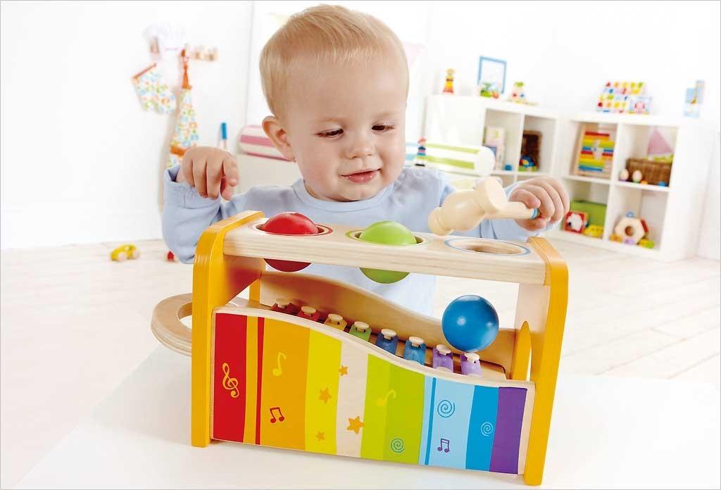 meilleur jouet bebe 12 mois