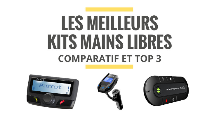 meilleur kit bluetooth