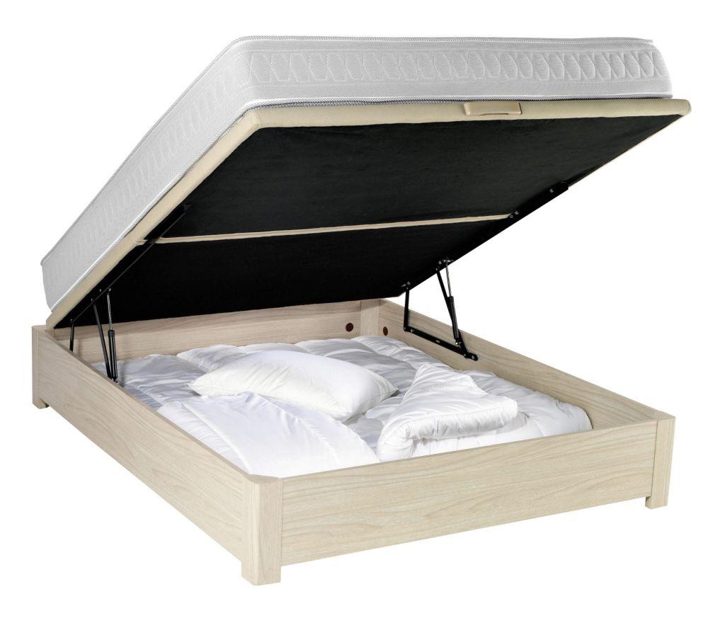 meilleur lit coffre