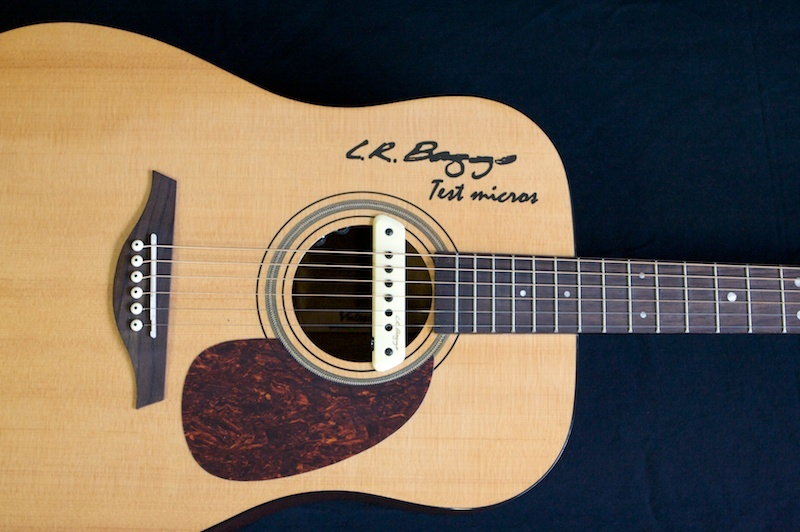 meilleur micro guitare acoustique