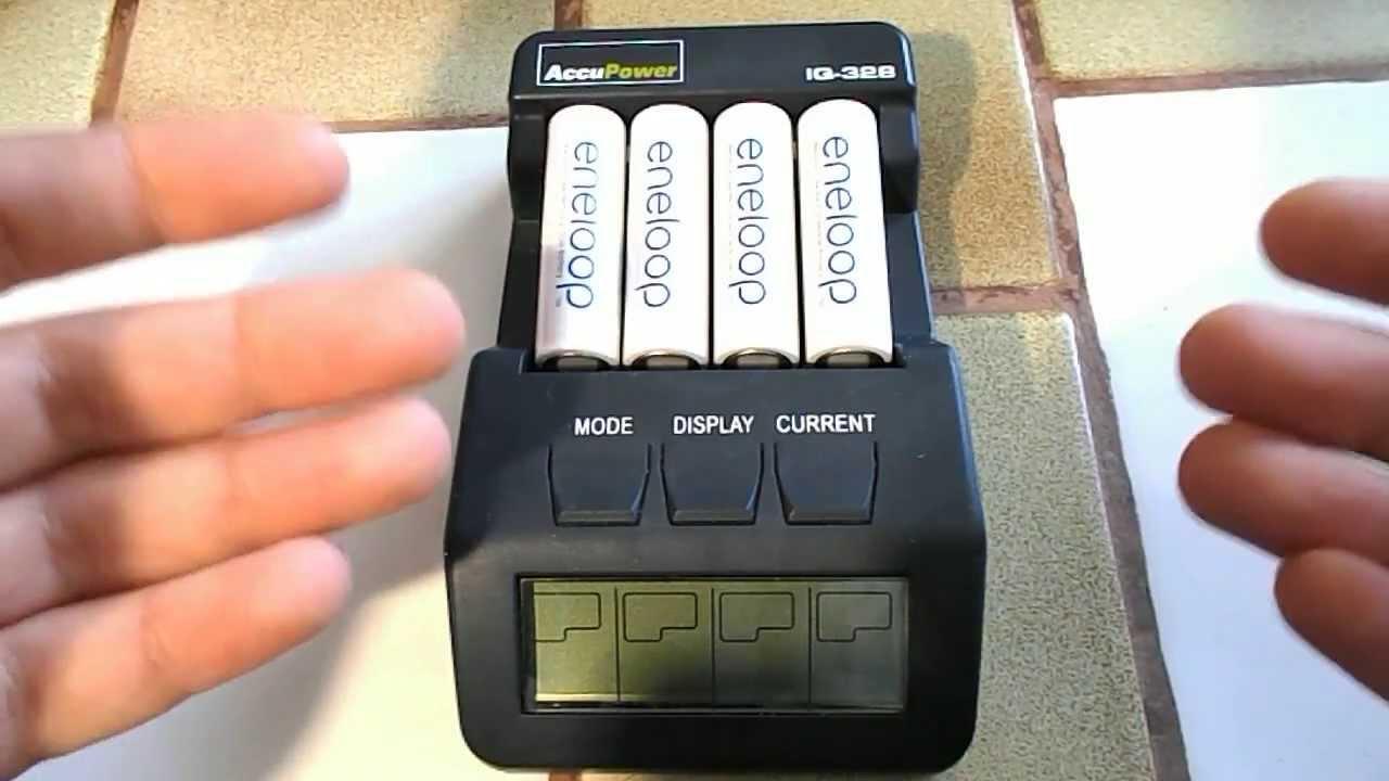 meilleur pile rechargeable