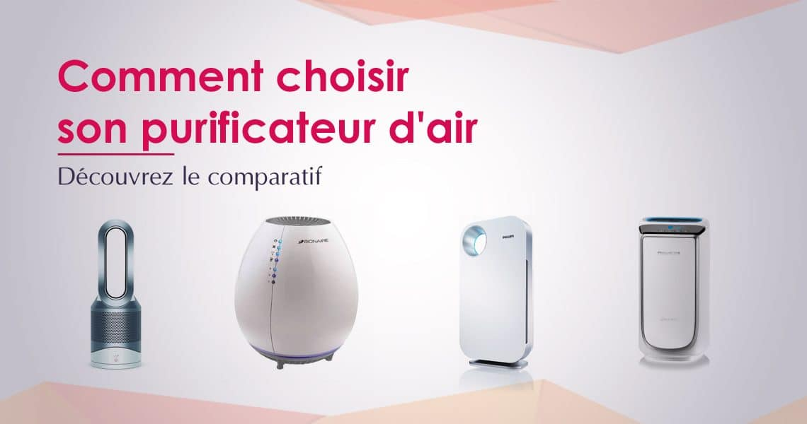 meilleur purificateur air