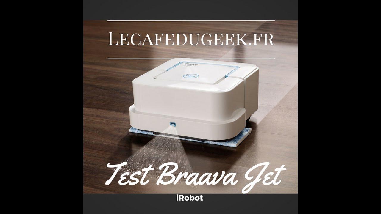 meilleur robot laveur de sol