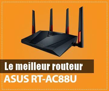 meilleur routeur sans fil longue portée