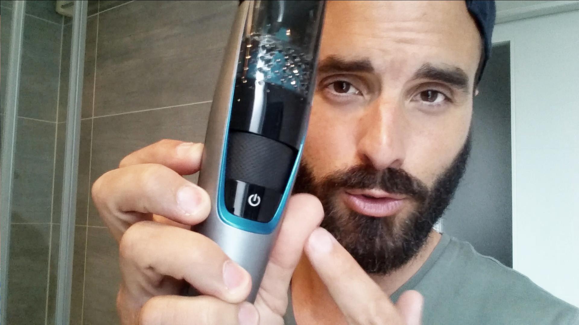 meilleur tondeuse barbe longue