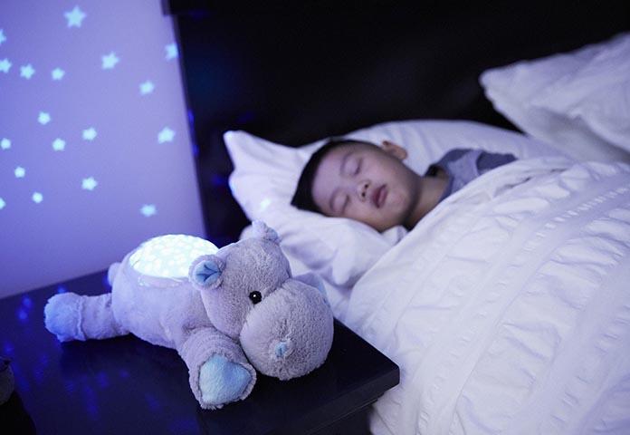 meilleure veilleuse bébé