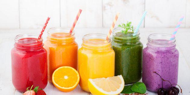meilleurs smoothies santé