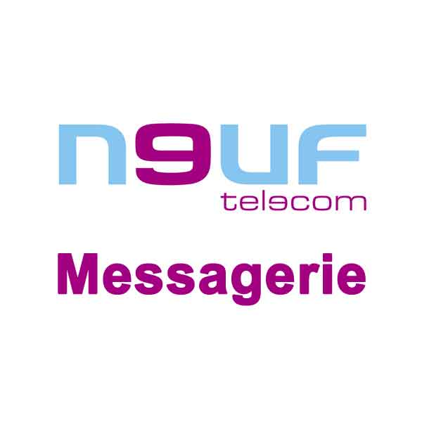 messagerie neuf box