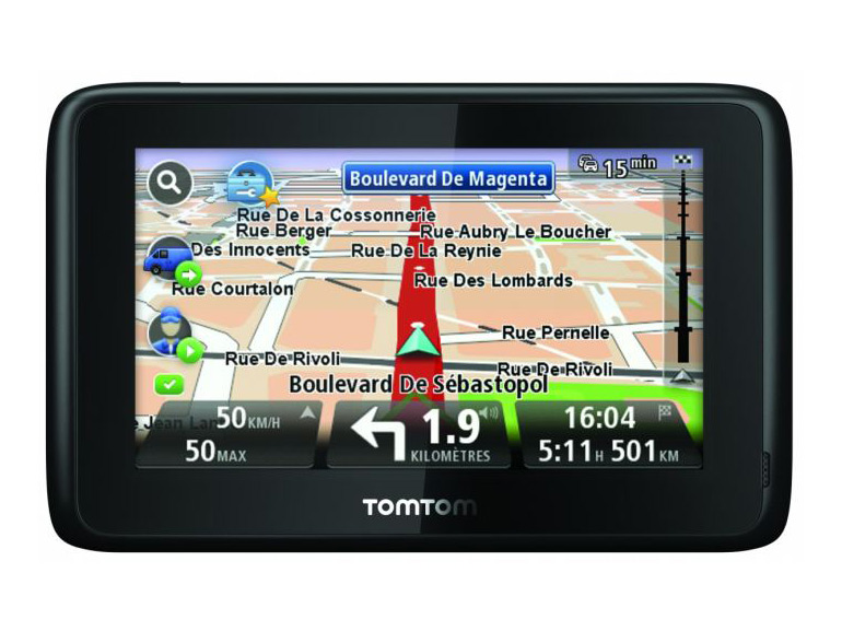 mettre a jour gps tomtom
