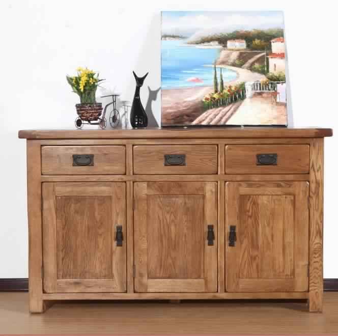 meuble en bois massif pas cher