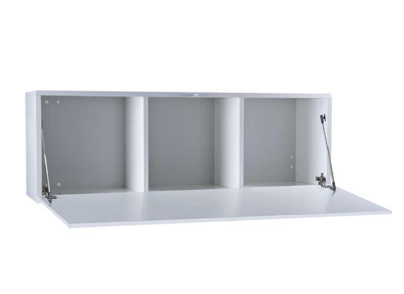 meuble mural blanc
