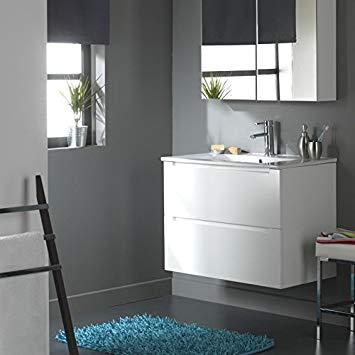 meuble salle de bain amazon