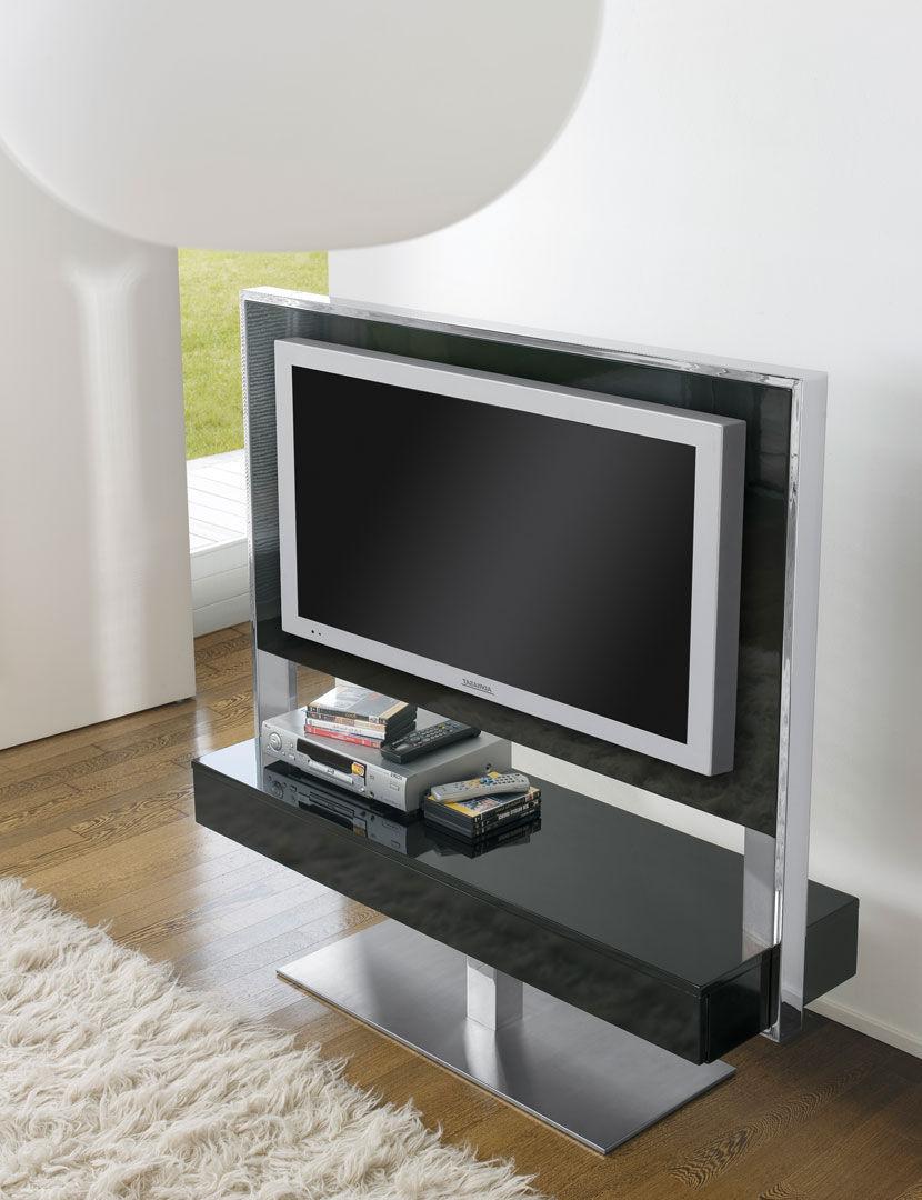 meuble tv pivotant