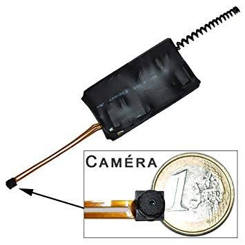 micro camera espion autonome