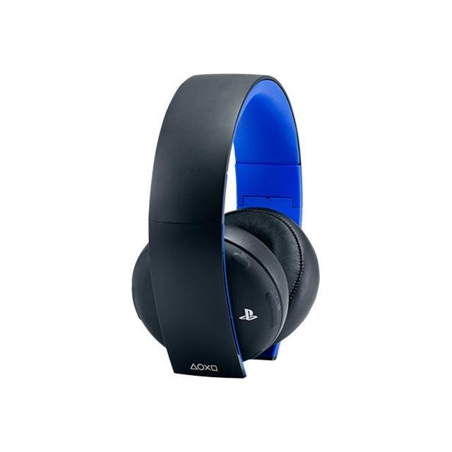 micro casque sony ps4