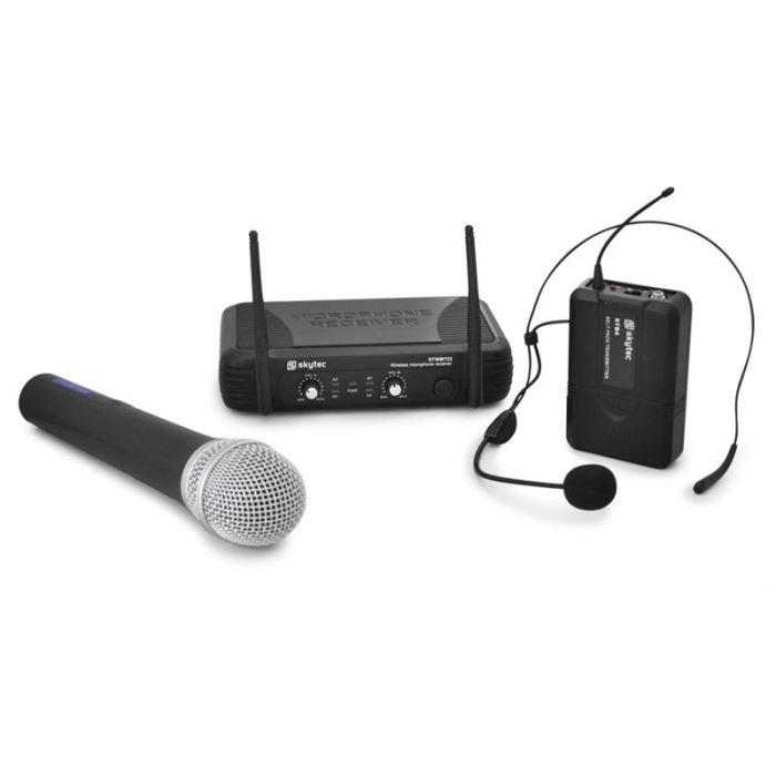 micro de chant sans fil