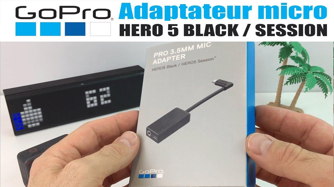 micro gopro hero 5