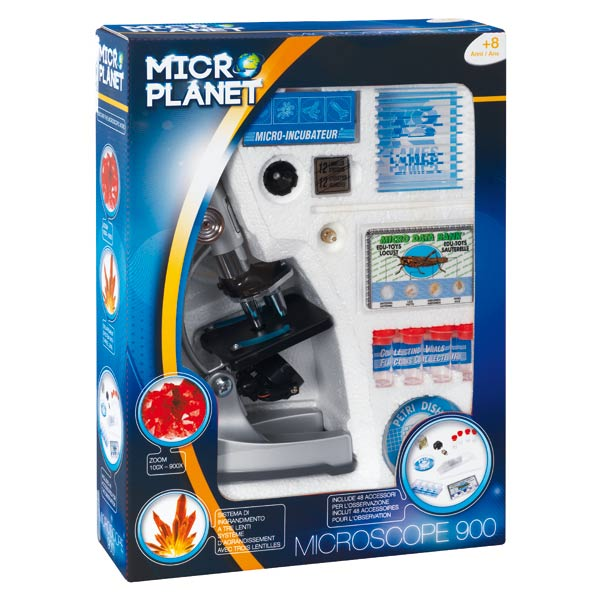 microscope jouet