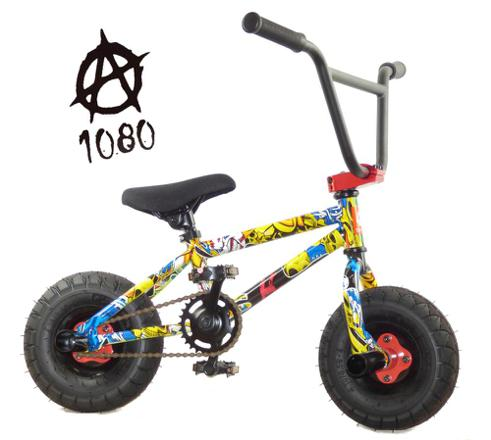 mini bmx freestyle