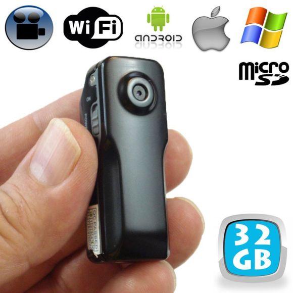 mini camera espion pas cher