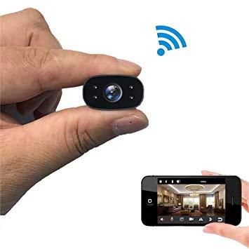 mini camera espion wifi sans fil