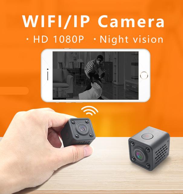 mini camera surveillance wifi