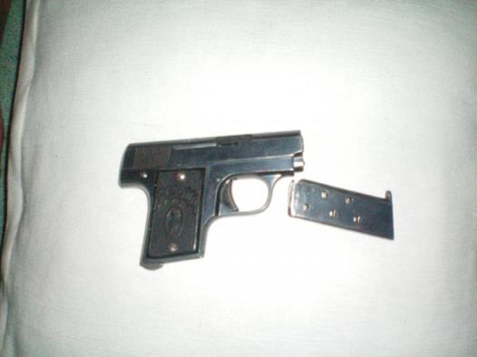 mini pistolet a vendre