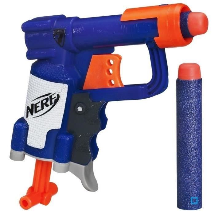 mini pistolet nerf