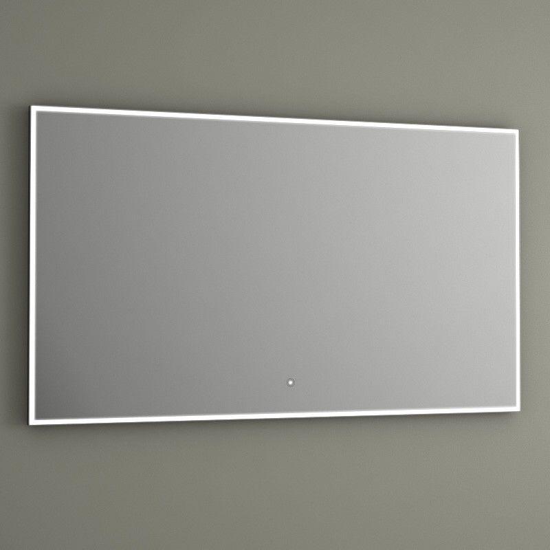 miroir led 120